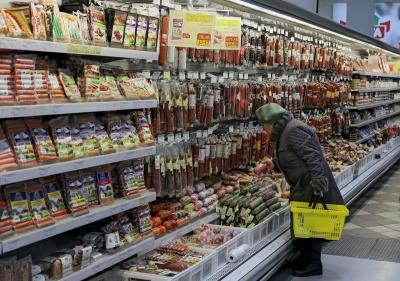 Стало відомо, скільки українці витрачають на їжу щомісяця