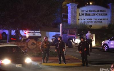 Під час стрілянини у барі поблизу Лос-Анджелеса загинули 12 осіб