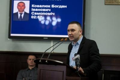 Депутат Ковалюк хоче, щоб НАБУ шукало пентхаус мера Каспрука