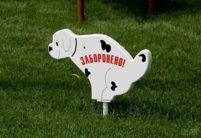 У Львові облаштують 75 зон для вигулу собак