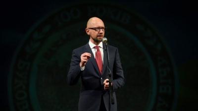 Яценюк сказав, що його не покидають думки про президентство