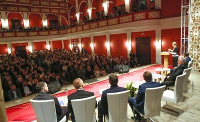 Стало відомо, скільки партія Тимошенко сплатила за оренду залу філармонії в Чернівцях