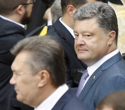 У Порошенка прокоментували інформацію про виведення через його банк мільярдів Януковича
