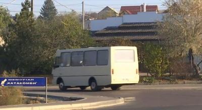 Кома після поїздки в автобусі: на Одещині пасажирка випала на трасу під час руху