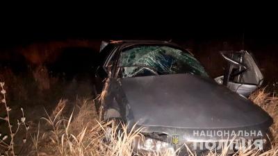 Перевищив швидкість і з`їхав у кювет: на Буковині 24-річний хлопець загинув у ДТП - фото