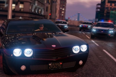 Скандальна гра GTA V побила світовий рекорд
