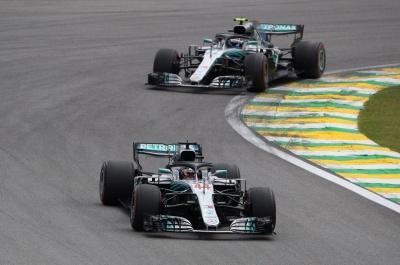 Формула-1: Гран-прі Бразилії виграв Хемілтон