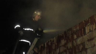 Пожежа на складах у Садгорі: рятувальники розповіли про ймовірну причину загорянння