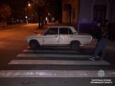 У Чернівцях невідомий викрав «Жигулі», припаркованого біля під'їзду