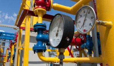 Україна почала відбір газу з підземних сховищ