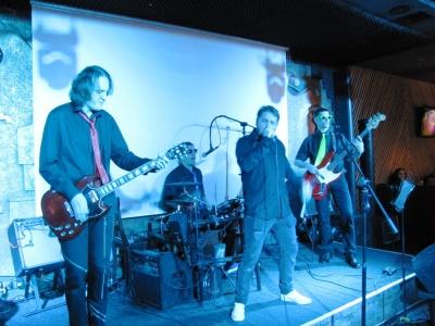 У Чернівцях рок-гурт «Гудіні» презентував кліп на пісню «Лінії» - відео