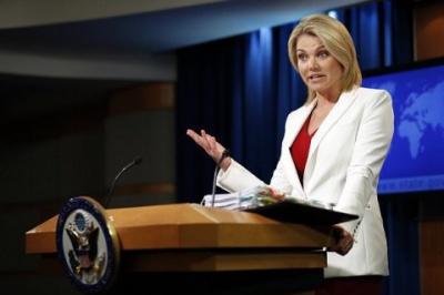 """Держдеп США засудив """"вибори"""" в ОРДЛО та пообіцяв нові санкції"""