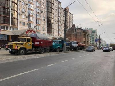 У Чернівцях стартує капремонт на ділянці вулиці Героїв Майдану