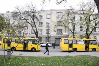 В Україні планують заборонити маршрутки без пасків безпеки