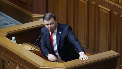 Радикальна партія закупила рекламу на телеканалах, проти яких Ляшко виступає у Раді
