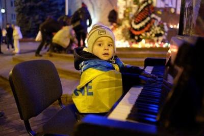 Відомий фотограф з Чернівців відкриє фотовиставку про події Майдану