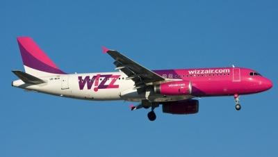 Лоу-кост Wizz Air до кінця року відкриє ще 3 рейси до Європи