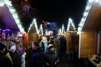 Чоловік заступниці Мунтяна знову облаштує Різдвяне містечко в Чернівцях
