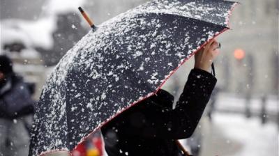 Коли на Буковину прийде перший сніг