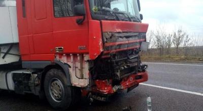 ДТП із загиблим спортсменом: Citroen врізався у вантажівку, якою керував буковинець