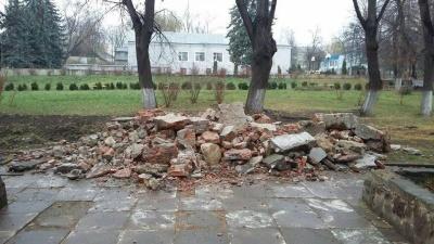 Демонтаж пам'ятника та ДТП зі священиком. Головні новини 14 листопада