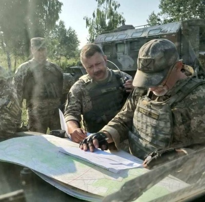 Екс-військкома Буковини нагородили високою відзнакою