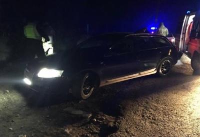 На Закарпатті контрабандисти на авто збили прикордонника