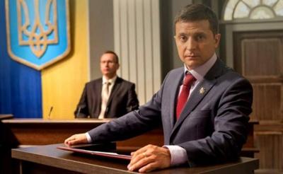 Володимир Зеленський вперше прокоментував свій передвиборчий рейтинг
