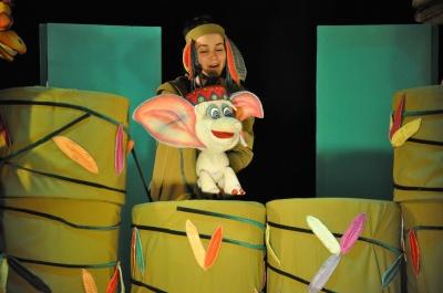 У театрі ляльок Чернівців відновили показ вистави про булінг - відео