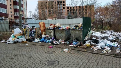 У Чернівцях з вини спецкомунтрансу утворилися гори сміття, - Обшанський