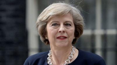Мей розповіла, як знімала стрес через Brexit з допомогою віскі