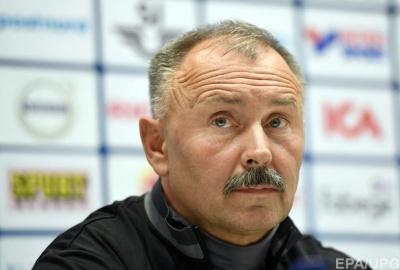 Наставник збірної Білорусі з футболу продекламував вірш Тараса Шевченка