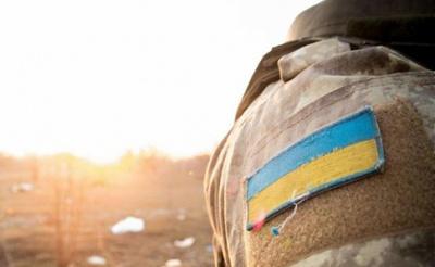 Минулої доби у зоні дії ООС загинув український військовий