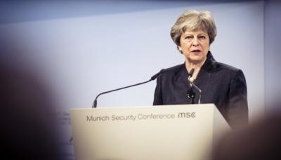 Британський прем'єр назвала наступні сім днів критичними для Британії