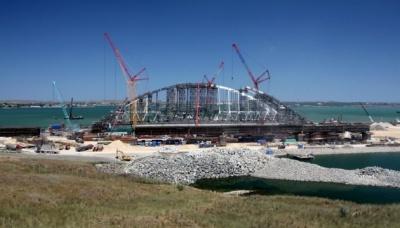 Комітет НАТО засудив будівництво Керченського мосту