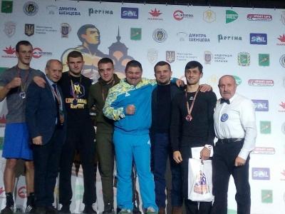 Боксер з Буковини вдруге поспіль став чемпіоном України