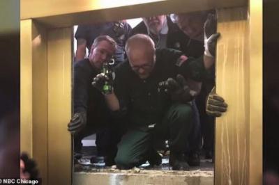 У Чикаго пасажири вижили після падіння у ліфті з 95-го поверху