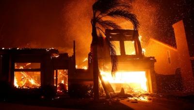 У Каліфорнії внаслідок пожеж загинули щонайменше 80 осіб
