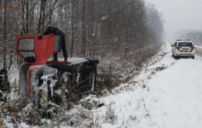 Снігова негода на Буковині: що відомо на цей час