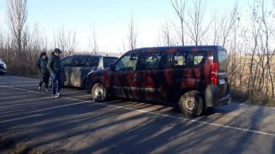 У Чернівецькій області водійка Volkswagen спричинила потрійну ДТП - фото