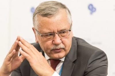 Гриценко вирішив судиться з БПП