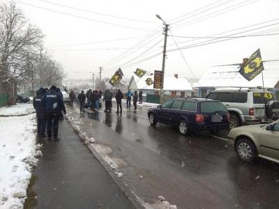 Перекриття мосту в Атаках: поліція попередила водіїв про ускладнення руху