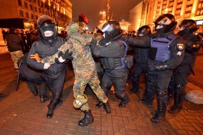 У Генпрокуратурі заявляють, що більшість злочинів проти Майдану розкрито