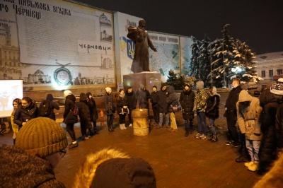 Завдяки Майдану нація піднялася з колін, – дружина загиблого героя Небесної сотні