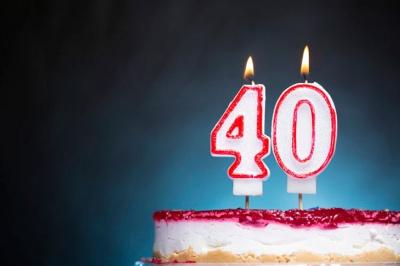 Чому не можна святкувати 40 років