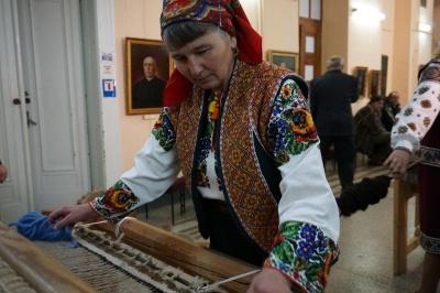 У Чернівцях відкрили виставку буковинських ліжників - фото