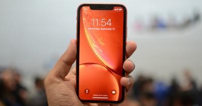 Apple знижує ціни на iPhone XR
