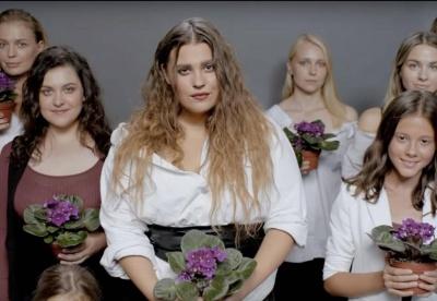У пісні Плакала гурт KAZKA використав несправжню фіалку, - Природничий музей