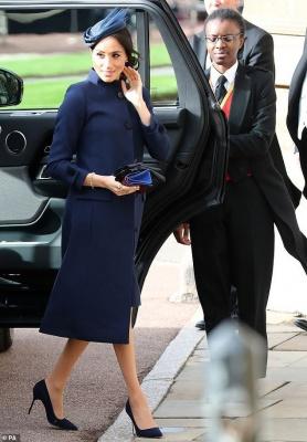 Меган Маркл очолила список найвпливовіших модниць - фото