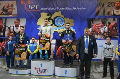 Спортсмени з Буковини встановили два рекорди